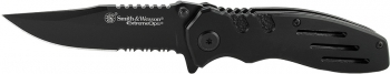 Smith & Wesson Extreme Ops Linerlock BRK-SWA24S