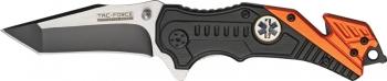 Tac Force Rescue Emt A/o Knives TF640EMT
