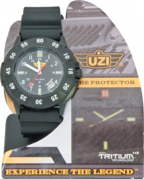 UZI The Protector Black knives UZI001R