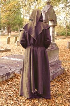 Windlass Monks Robe Brown swords 100298