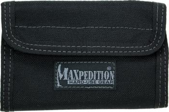 Maxpedition Spartan Wallet Black gear bags MX229B