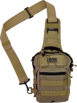 Maxpedition Remora Gearslinger Khaki gear bags MX419K