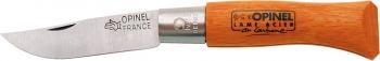 Opinel No 3 Folder Beechwood Carbon knives OP11030