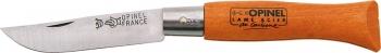 Opinel No 5 Folder Beechwood Carbon knives OP11050
