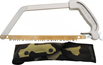 Wyoming Take-Apart Saw with Camo Sheath WSSP-C