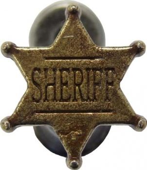 Denix Sheriff Badge Hangers replicas 31