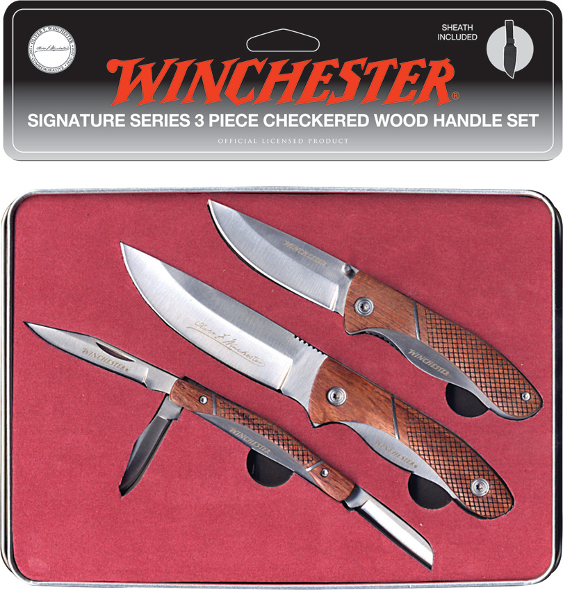 Winchester Winchester Knife Set Knives Multitools G0436