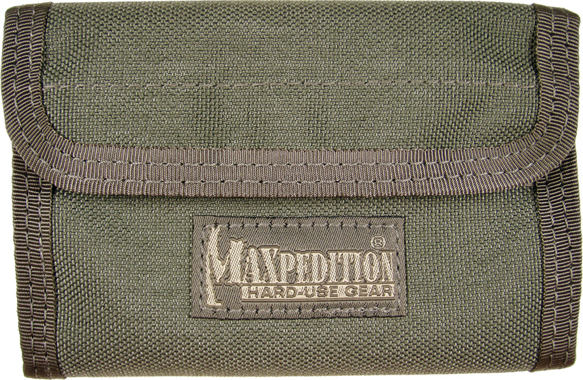 Maxpedition Spartan Wallet Foliage Green gear bags MX229F