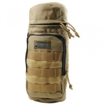 Maxpedition Bottle Holder Khaki gear bags MX323K
