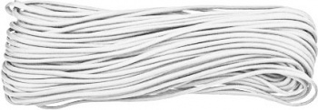 Marbles Parachute Cord White 100 Ft knives RG1010H