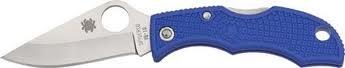 Spyderco Ladybug 3 Lockback Purple knives LPRP3