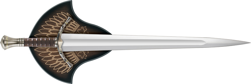 United Cutlery United Lotr -sword Of Boromir  knives UC1400