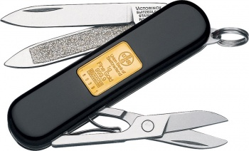Victorinox Classic Gold Ingot knives VN53013