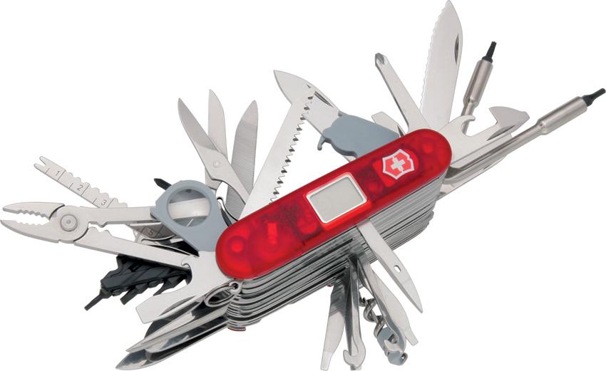 Victorinox Swisschamp Xavt Swiss Army Knife 53509