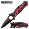 Tac Force Dragon Linerlock A/O - BRK-TF707RD