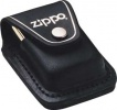 Zippo Lighter Pouch Black Leather - 17050