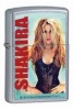 Zippo Shakira Street Chrome Lighter Model ZO28029
