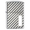Zippo Engine Turn Pebble Lifetime Guarantee