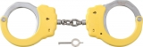 ASP Tactical Handcuffs Yellow - ASP56102