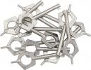 ASP Pentagon Handcuff Keys Std - ASP56523
