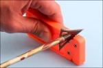 Accu-Sharp Broadhead Sharpener & Wrench - AS13