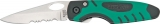 Bear and Son Sideliner Green & Black - BC7404GSR