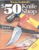 Books Book $50 Knife Shop Revised. - BK137