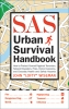 Books Book SAS Urban Survival - BK153