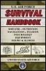 Books U.S.A.F. Survival Handbook - BK158