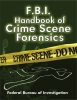 Books Book F.B.I Handbook of Crime - BK163