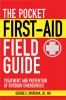 Books Pocket First-Aid Field Guide - BK184