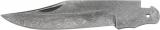 Blades Knife Blade Damascus - BL025