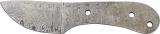Blades Knife Blade Damascus - BLDM2721