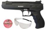 Beeman Deluxe Air Pistol .177 Cal - BM2004K