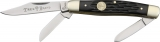 Boker Medium Stockman Black Bone - 110728
