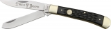 Boker Trapper Black Bone - 110733
