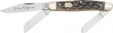 Boker Stockman Appaloosa Bone Series - 7474AB