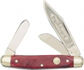 Boker Stockman Red Bone - 7474SS