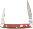 Boker Pen Knife Red Bone - 8288SS