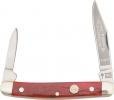 Boker Pen Knife Red Bone - 8288SS