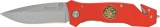 Boker To Serve & Protect Fire Dept - M366