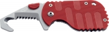Boker Plus Rescom Rescue Red Knife 01BO584