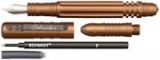 Imperial Schrade Tactical Pen Brown - SCHPEN3BR
