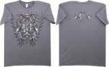 Blade Tech Shield Style T-Shirt Medium - BT0209025