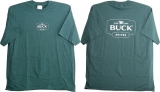 Buck Logo T-Shirt Medium - BU6923
