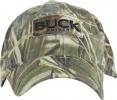 Buck Baseball Cap with Logo - BU89052