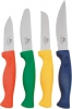Chicago Cutlery Four Piece Paring/Utility Set - C00247