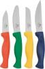 Chicago Cutlery Four Piece Paring/Utility Set - C00247