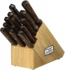 Chicago Cutlery Walnut Tradition 14 Piece Set - C00372