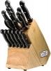 Chicago Cutlery Essentials 15 Piece Block Set - C01034
